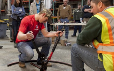 Skilled Trades Night held at JRE headquarters