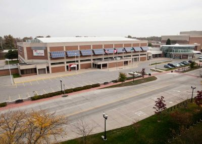 Dow Event Center Awning – Saginaw, MI