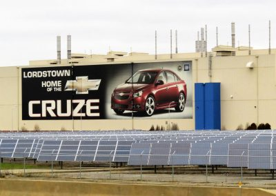 GM Assembly Plant – Lordstown, OH