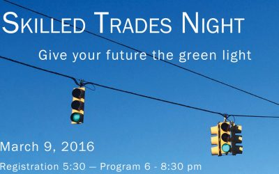 Students invited to learn about careers in skilled trades