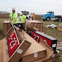 Kalamazoo/Battle Creek International Airport Taxiway C Rehabilitation