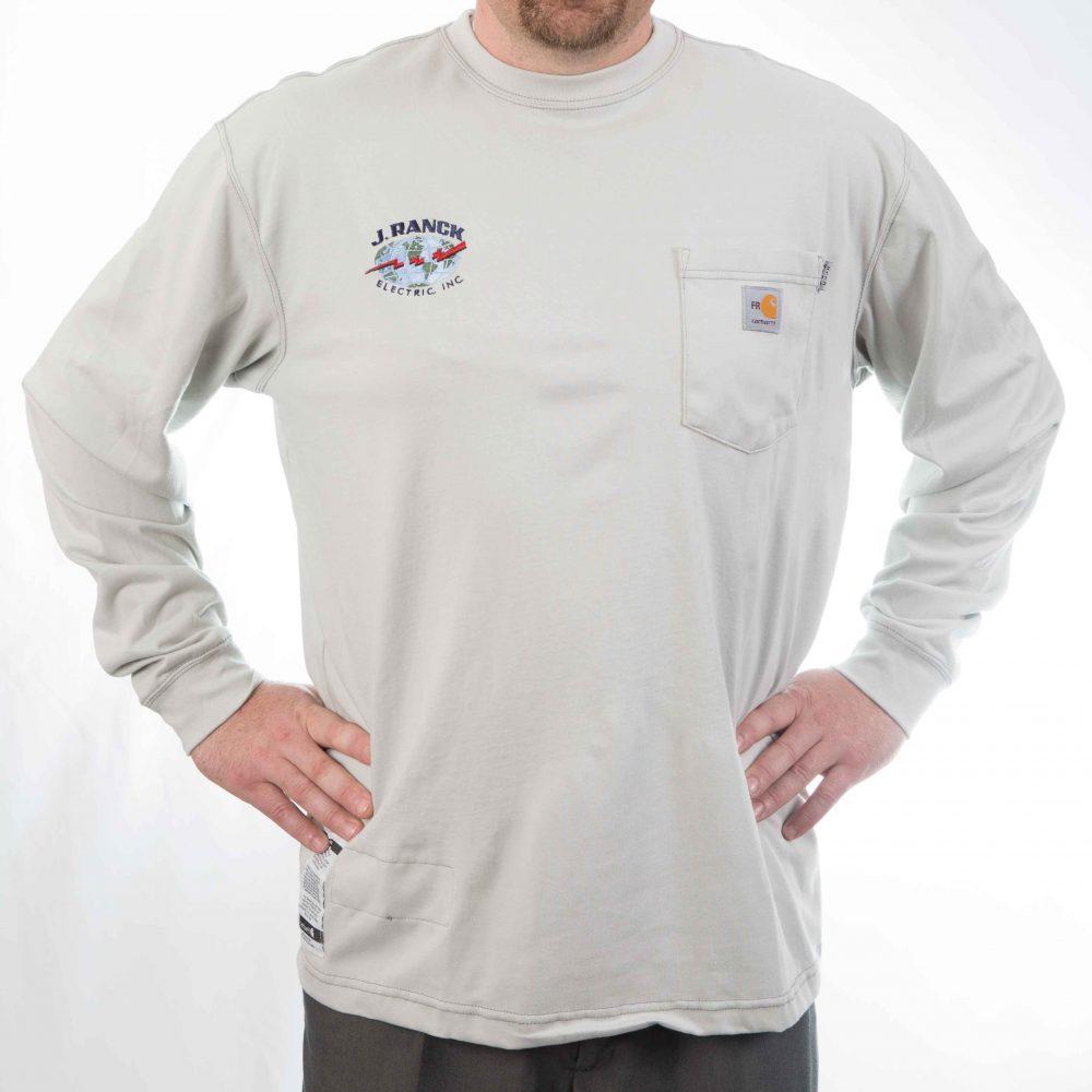 f1e31dab74ed Carhartt FR Force Cotton Long Sleeve T-Shirt