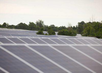 60 MW DTE Energy Solar Farm – Lapeer, MI