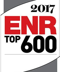 JRE featured on ENR's 2017 Top 600 Specialty Contractors list