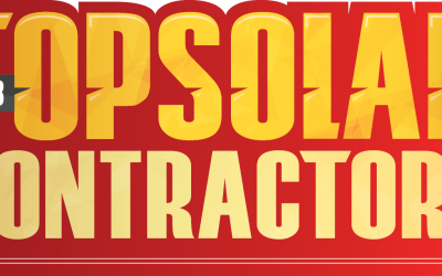 J. Ranck Electric Recognized as a 2018 Top Solar EPC Contractor