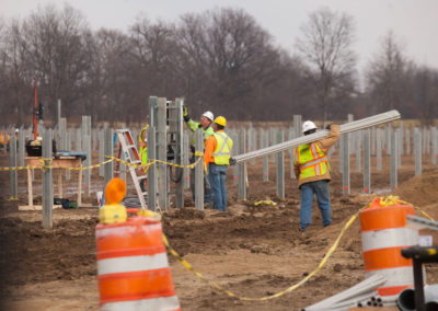 Grand-Valley-State-University-Solar-Construction