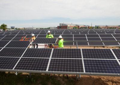 Consumers Energy Solar Gardens – Allendale, MI and Kalamazoo, MI