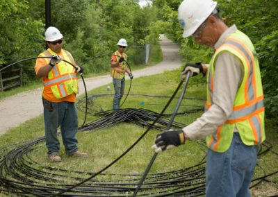 A2 INET Fiber Network — Ann Arbor, MI