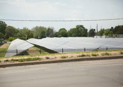 O'Shea Park Urban Solar Farm – Detroit, MI