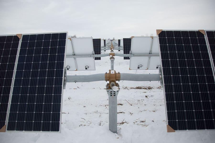 Delta Township Solar Grand Ledge Mi J Ranck Electric