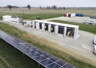 Vectren Energy Solar – Evansville, IN